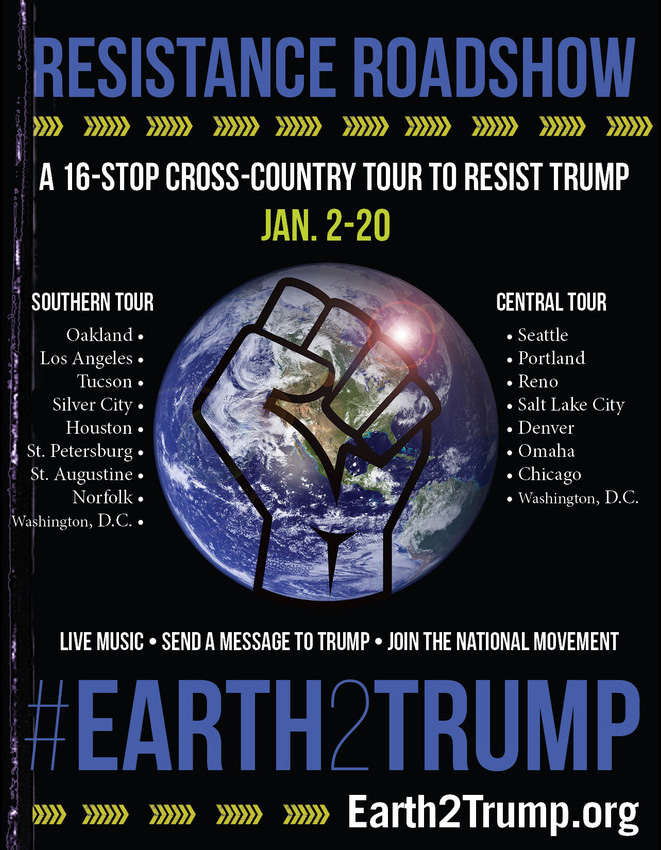 Earth2Trump