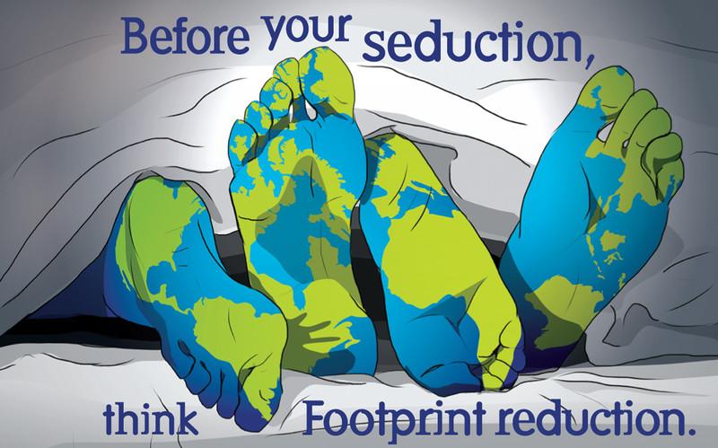 Footprint reduction