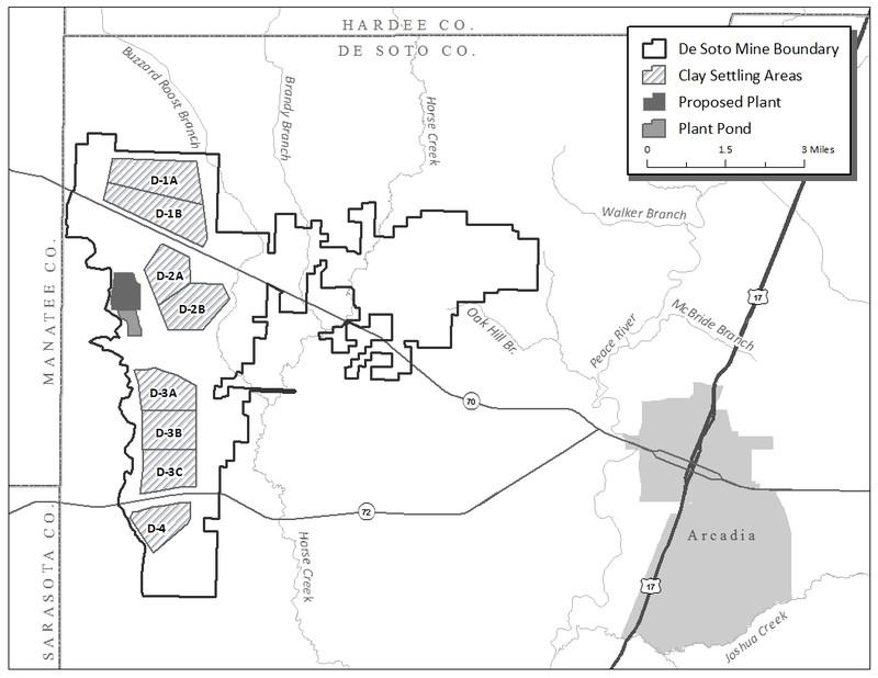 Proposed DeSoto mine