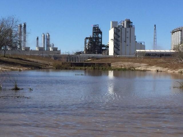 Formosa Plastics Plant