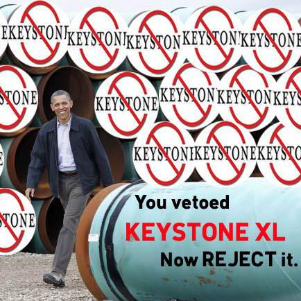 Endangered Earth Keystone Vetoed Now Must Be Rejected